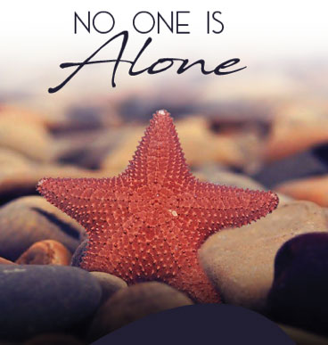 No One Is Alone